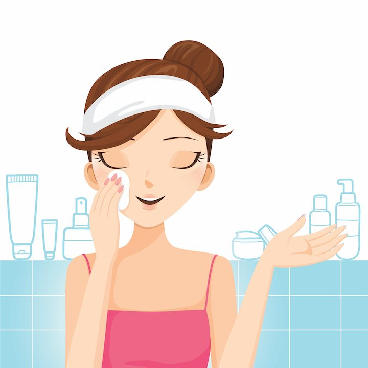 it is very necessary to use hydrating cleansers. When you use gentle skincare products in the cool climates, it will keep your skin away from dryness. Facial Masks and peels can only worsen the rashes. So better avoid them and use cleansers.
