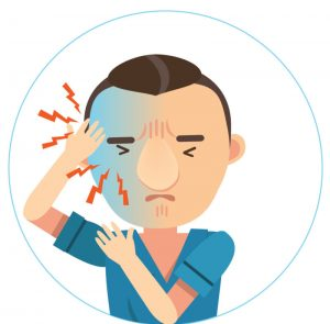 Sinusitis is a condition that occurs due to inflammation of paranasal sinuses.