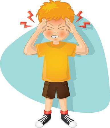 Cluster Headache is short in duration but they are extremely painful. They occur in cyclic patterns and awakens you in the middle of your sleep.