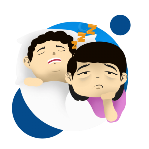 Snoring is extremely common in men, but also occurs frequently in women, especially during pregnancy and after menopause. S