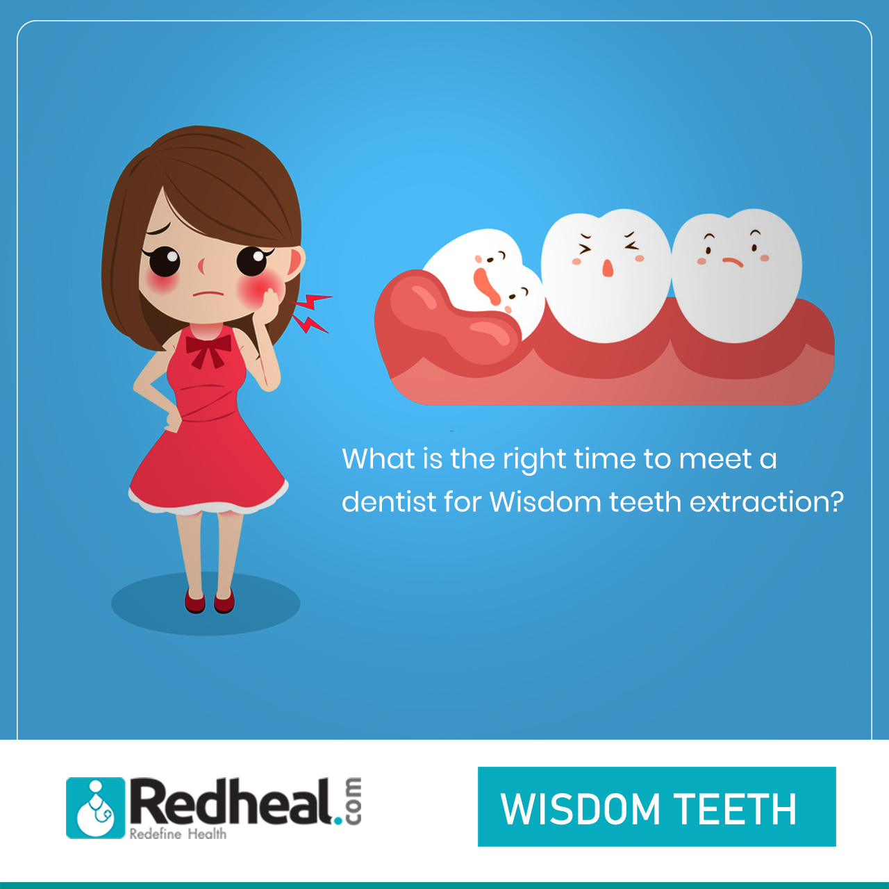 What are Wisdom Teeth and their complications