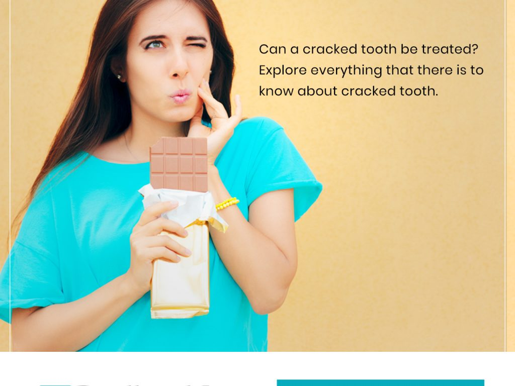 Can a cracked tooth be treated? Explore everything that there is to know about cracked tooth.
