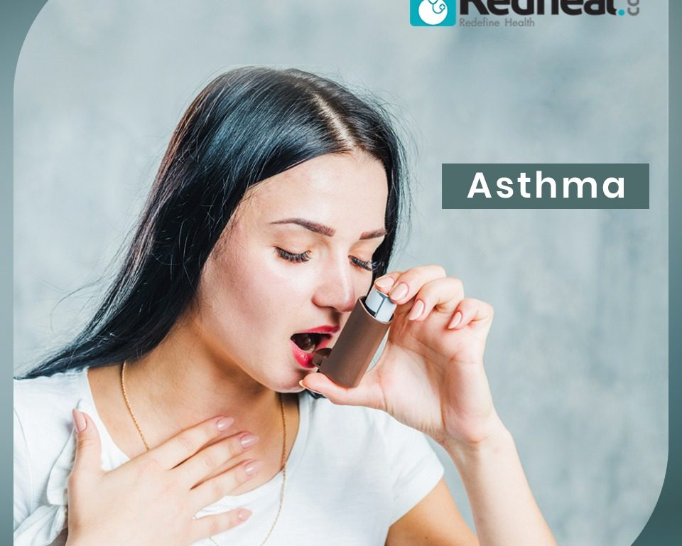 Asthma: Symptoms, Diagnosis & Treatment