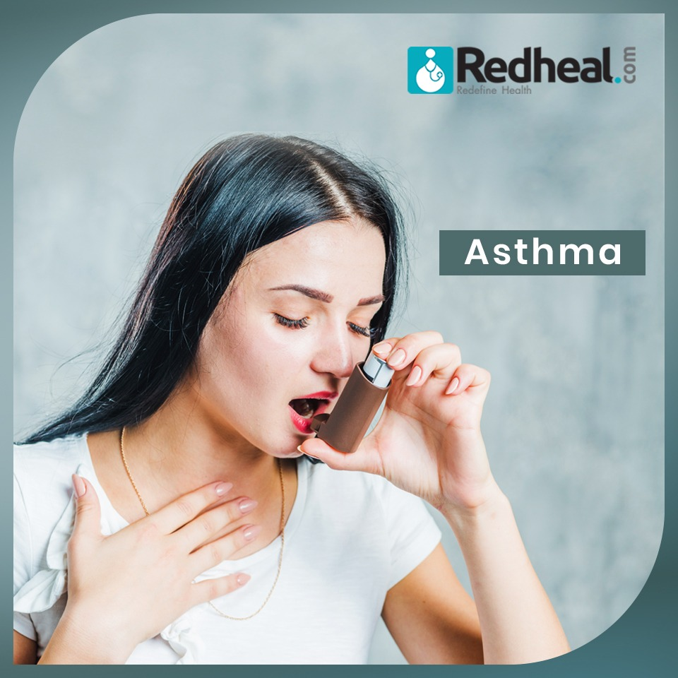 Symptoms and Home Remedies for Asthama
