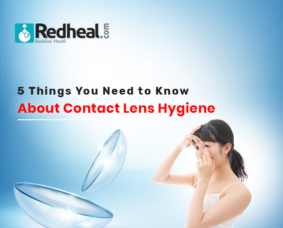 5 Things You Need to Know About Contact Lens Hygiene