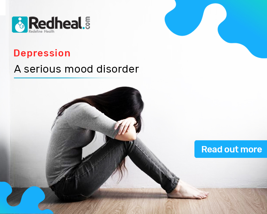 Depression: A serious mood disorder