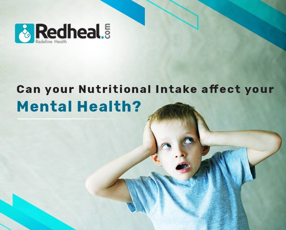 Can your Nutritional Intake affect your mental health?