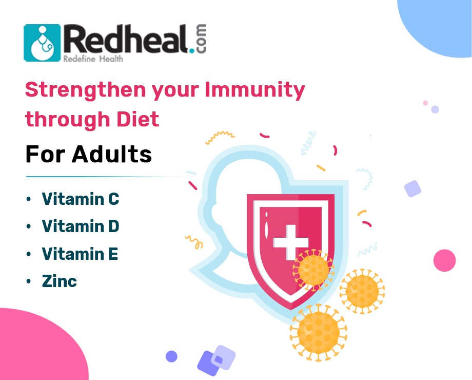 Strengthen your Immunity through Diet: For Adults