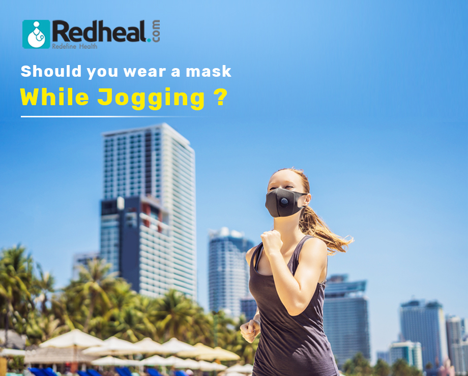 Is it Necessary to wear a mask While Jogging