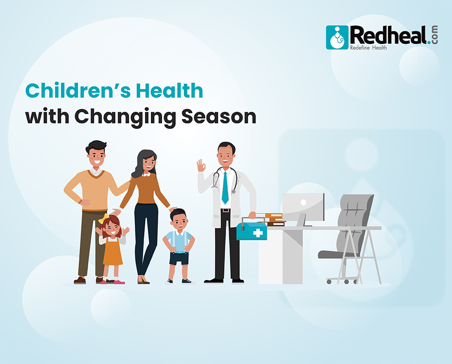 Children's Health with Changing Season
