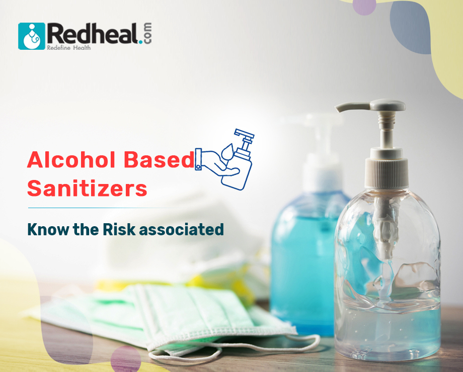 Alcohol-Based Sanitizers – Know the Risk associated