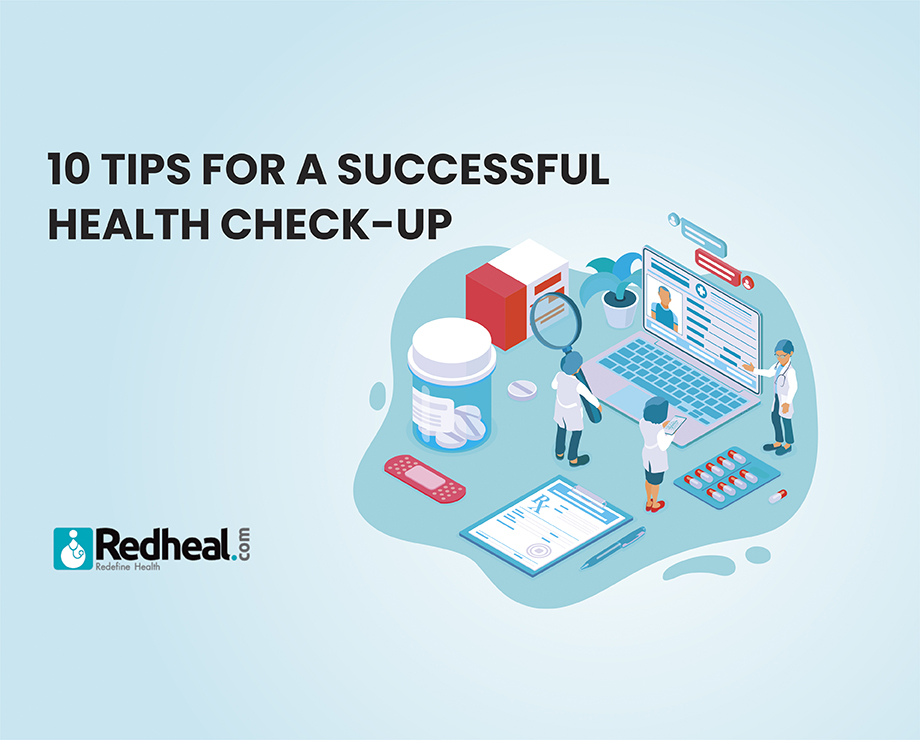 Successful Health Check up Tips