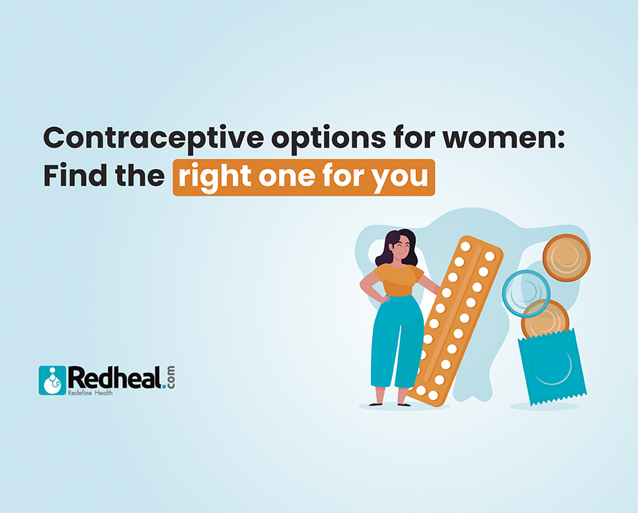 Contraceptive options for women: Find the right one for you