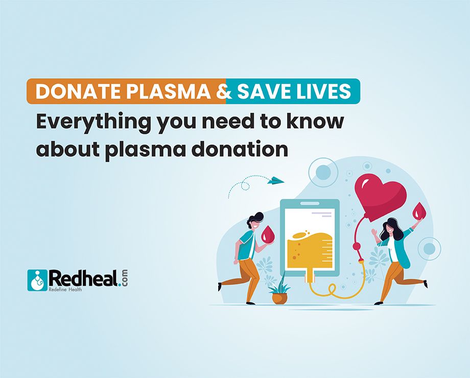 Donate plasma and save lives: Everything you need to know about plasma donation
