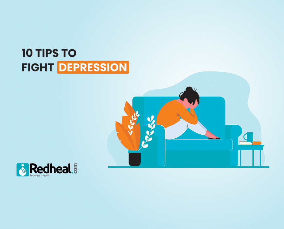 Tips to Fight against Depression