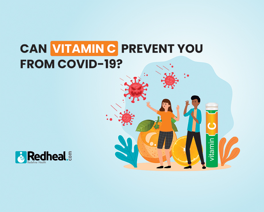 Can Vitamin C prevent you from CoVID-19?