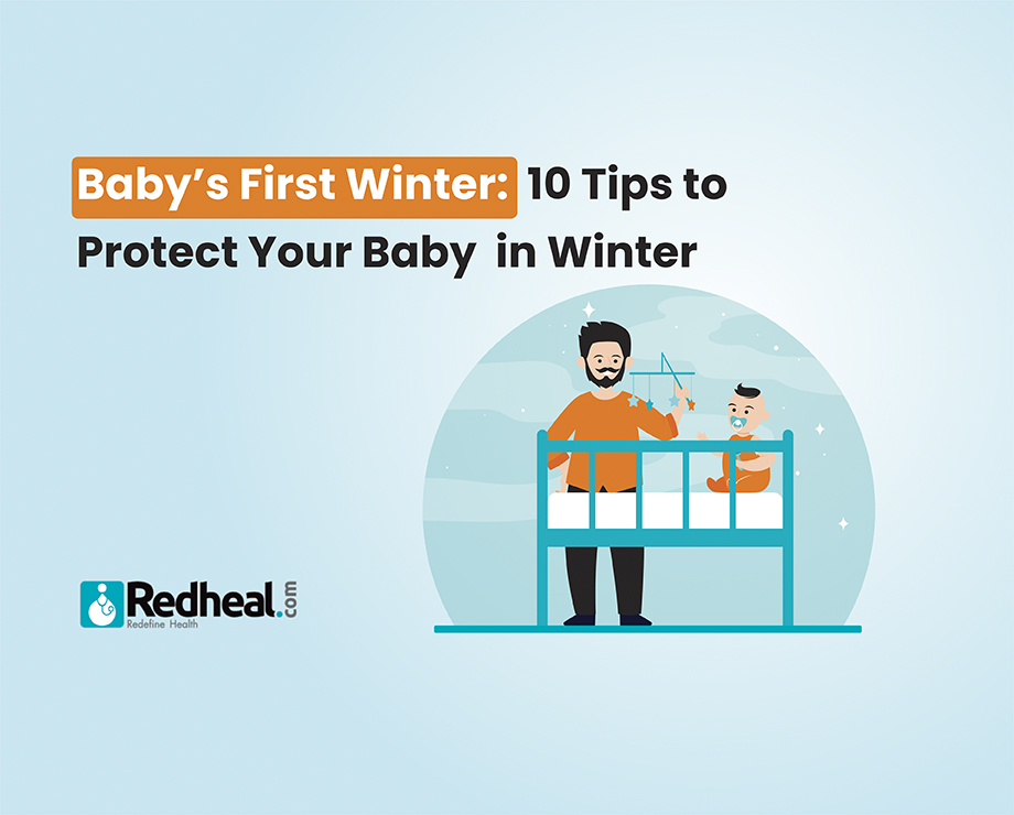 Ways to protect baby skin