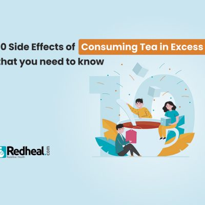 Side Effects of Consuming Tea