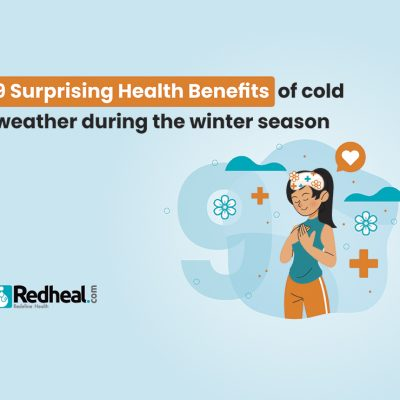 Health Benefits of Cold Weather