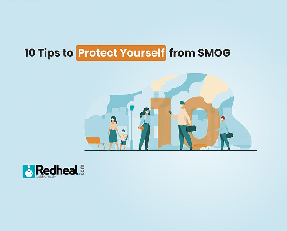 How to to protect yourself from Smog